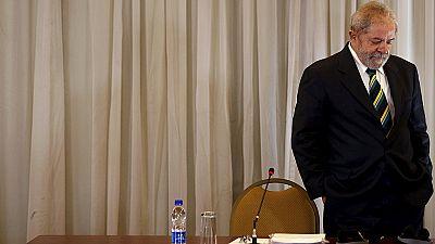 Lula da Silva, acusado formalmente de corrupción y lavado de dinero