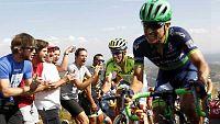 Etapa 8 - Vuelta Ciclista a España 2016: Villalpando - La Camperona - ver ahora