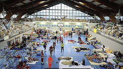Informe Semanal - Devastador terremoto en Italia - ver ahora