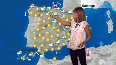El tiempo en Canarias - 28/08/2016