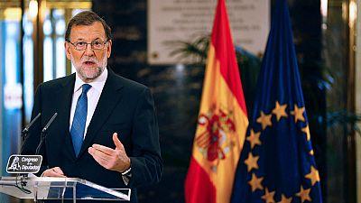 """Rajoy: """"El acuerdo es muy positivo pero insuficiente"""""""