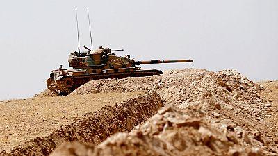 Los bombardeos turcos matan a más de 30 civiles en el norte de Siria