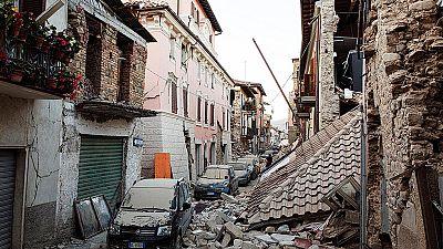 Accumoli, epicentro del terremoto en Italia