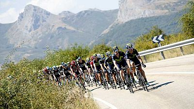Etapa 9 - Vuelta Ciclista a Espa�a 2016: Cistierna - Oviedo Alto Naranco - ver ahora