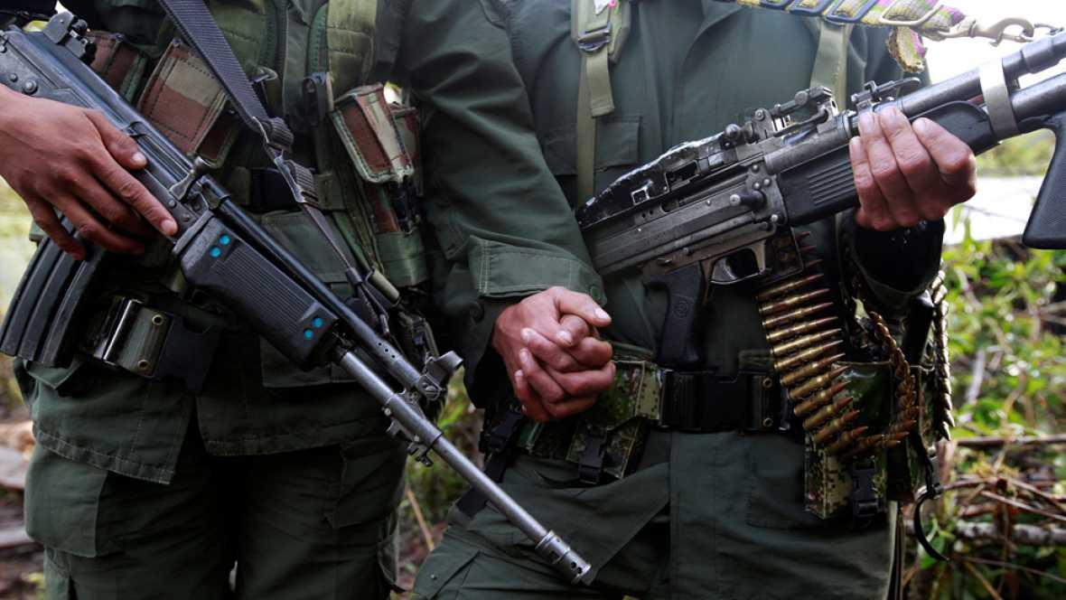Entra en vigor la paz firmada por el Gobierno comlombiano y las FARC