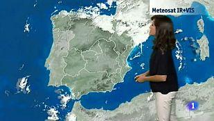 El tiempo en Extremadura - 29/08/16