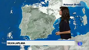 El tiempo en Andalucía - 29/8/2016