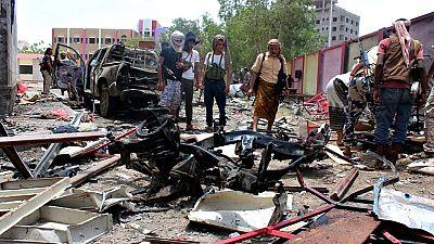 Un atentado suicida del Estado Islámico mata a medio centenar de reclutas en Yemen