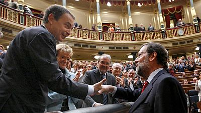 Solo en cuatro legislaturas de once el presidente ha sido elegido por mayoría absoluta