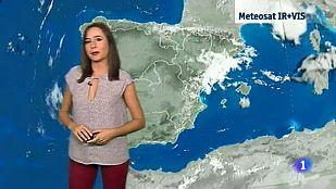 El tiempo en Extremadura - 30/08/16