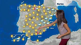 El tiempo en Canarias - 30/08/2016