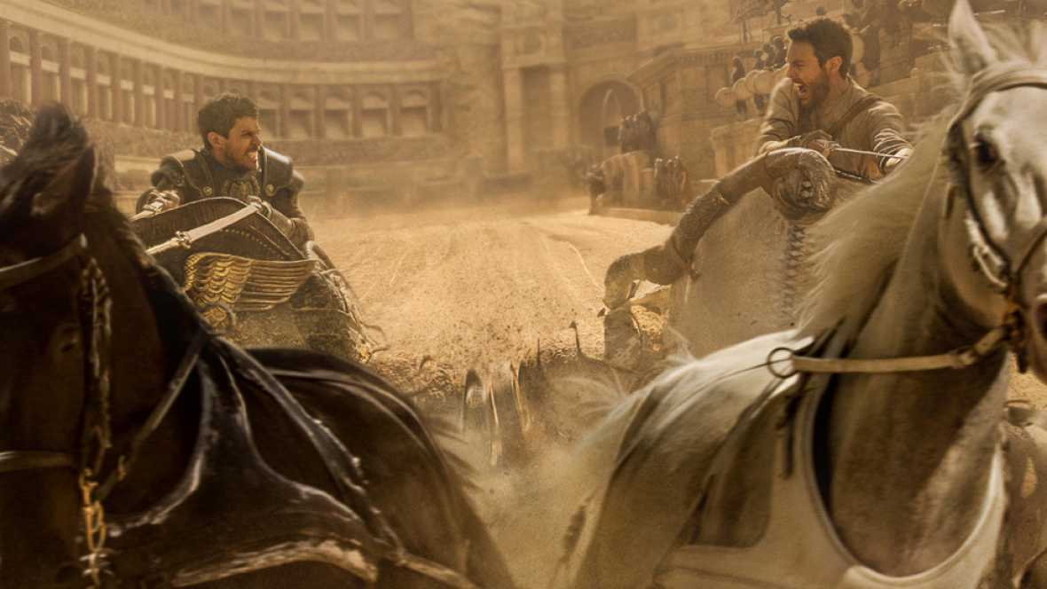 RTVE.es os desvela, en exclusiva, los secretos del rodaje de 'Ben-Hur'