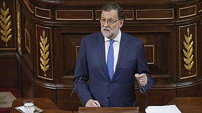 Debate de investidura de Mariano Rajoy (1) - 30/08/16 - ver ahora