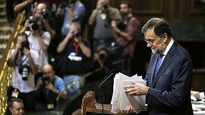 Rajoy ofrece ocho pactos de Estado en empleo, educación, pensiones, financiación autonómica o unidad de España