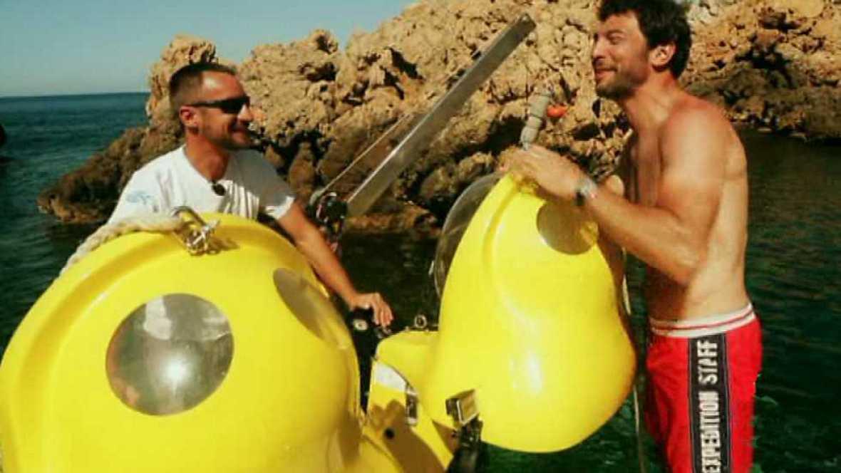 Capitán Q - Sant Carles de la Râpita-Ibiza - ver ahora