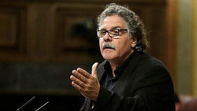 ERC ve a Rajoy atrapado 'en el d�a de la marmota' empe�ado en ver a los catalanes como enemigos