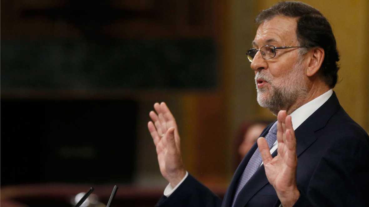 El cara a cara entre Pedro Sánchez y Mariano Rajoy hace inviable aparentemente el entendimiento
