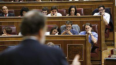 El debate de investidura de Mariano Rajoy en las redes sociales