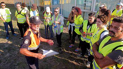 La Guardia Civil organiza batidas ciudadanas para recabar pistas sobre el paradero de Diana Quer