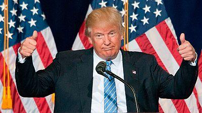 """Trump, en Arizona: """"México pagará el muro, aunque ellos no lo saben"""""""