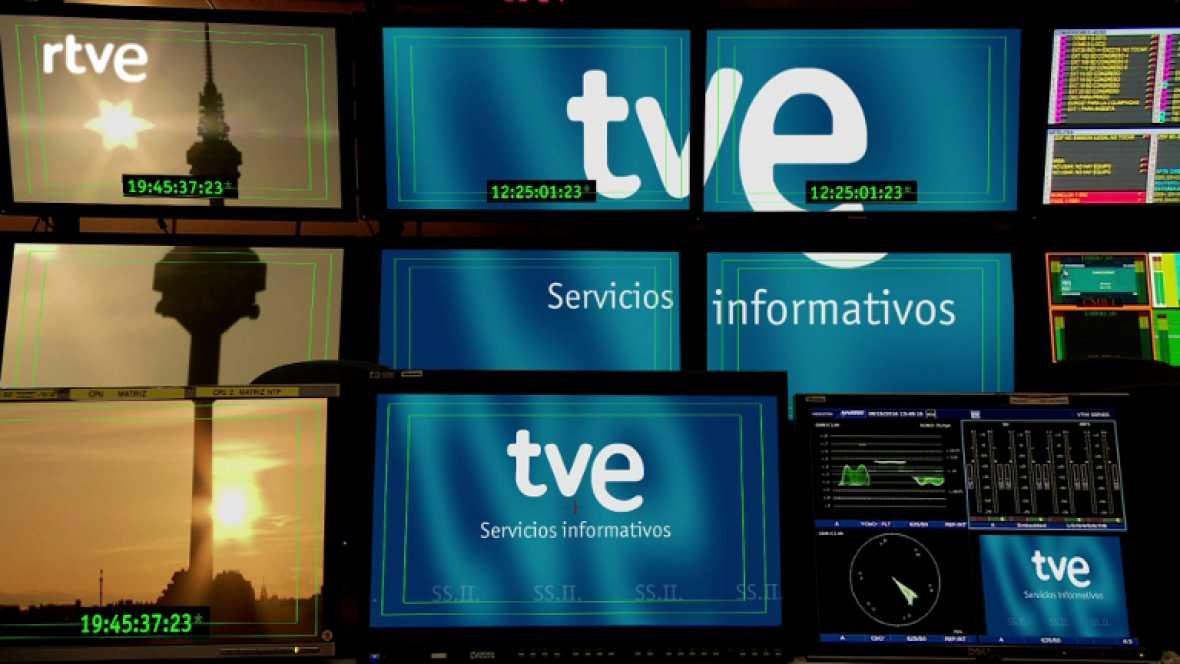 Nueva temporada Informativos TVE