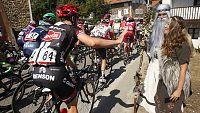 Etapa 12 - Vuelta Ciclista a España 2016: Corrales de Buelna - Bilbao - ver ahora