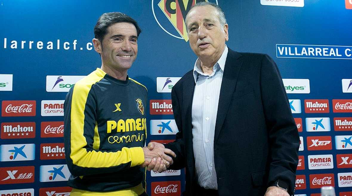 Roig insinúa que la derrota ante el Sporting fue clave en la destitución de Marcelino