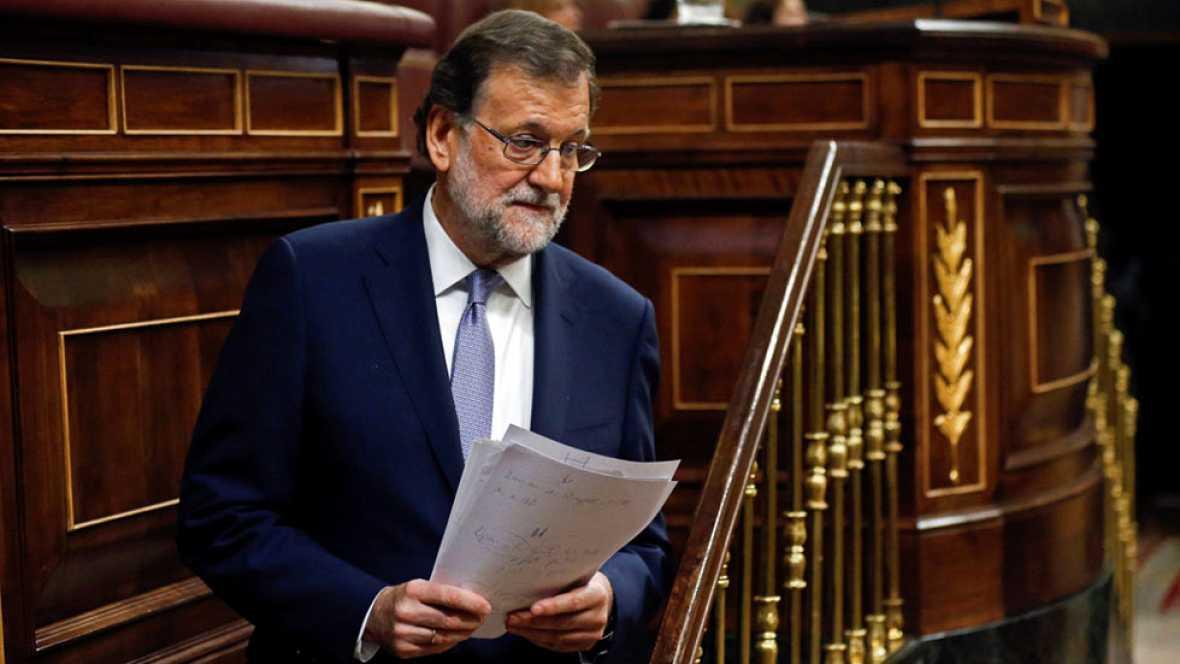 Rajoy afronta este viernes la segunda votación que salvo sorpresa será fallida