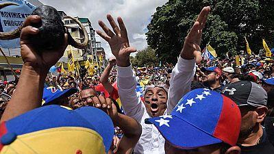 La oposición venezolana anuncia nuevas movilizaciones para exigir el revocatorio de Maduro