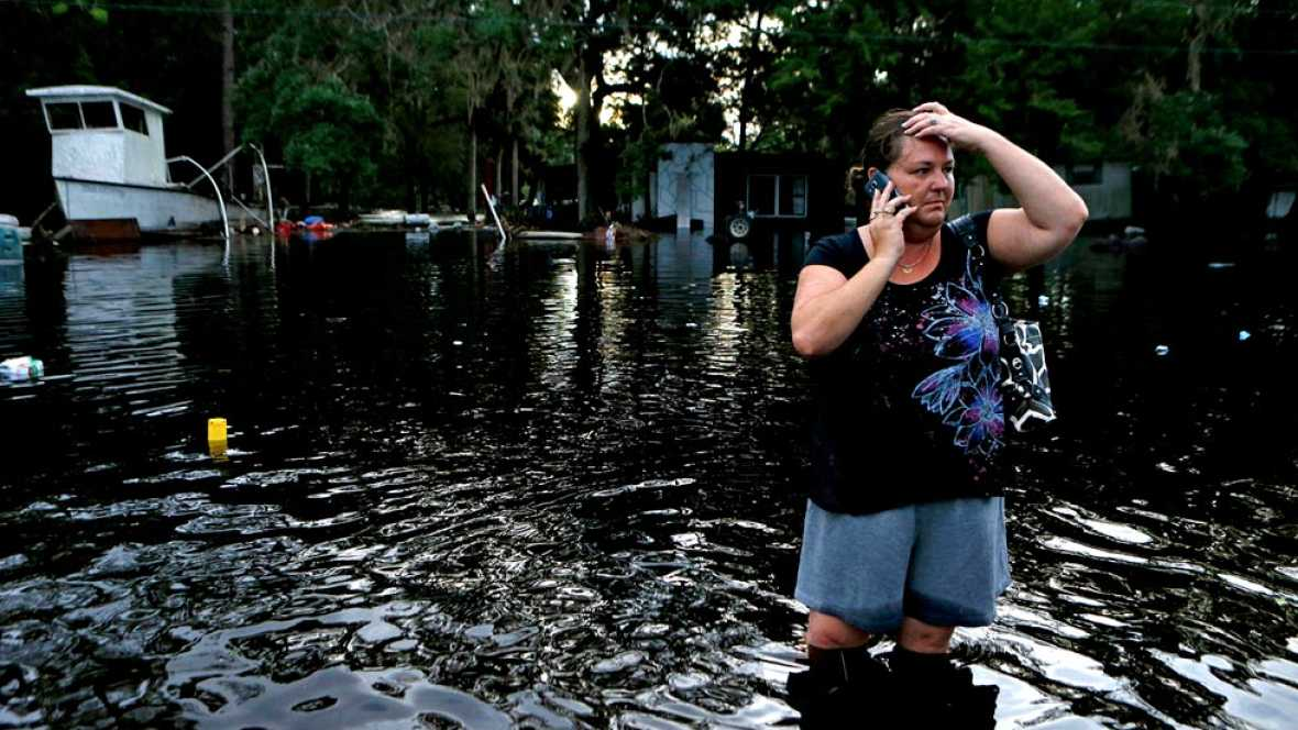 Miami decreta el estado de emergencia tras el paso del huracán Hermine