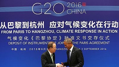 China busca dar una buena imagen al mundo durante la cumbre del G20