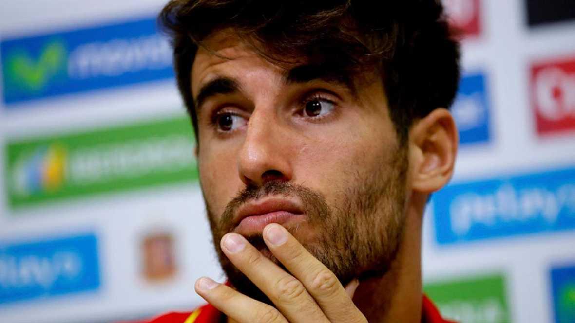 """Javi Martínez: """"Quiero volver a sentirme importante"""""""