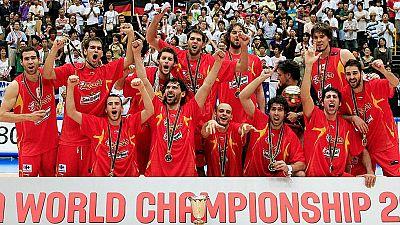 10 años del oro Mundial de la 'ÑBA'