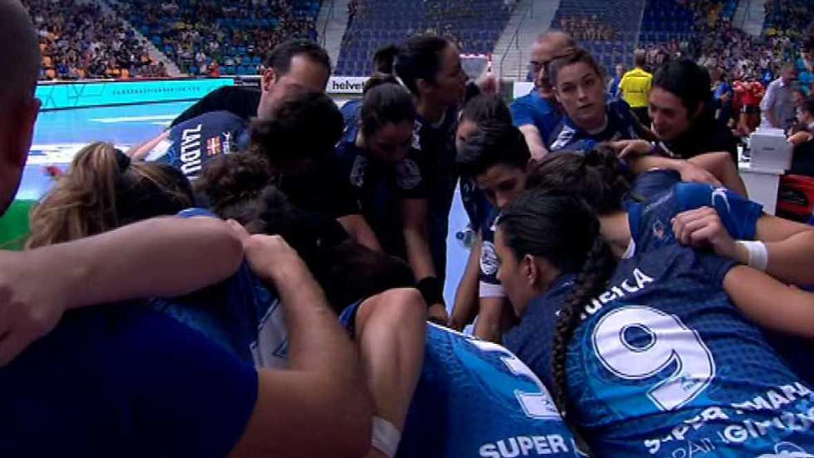 Balonmano - Supercopa Española Femenina: Balonmano Bera Bera-Prosetecnica - ver ahora