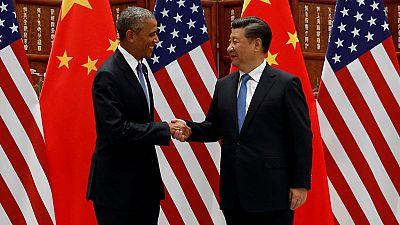 EE.UU. y China ratifican juntos el pacto de París contra el cambio cl