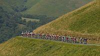 Etapa 14 - Vuelta Ciclista a España 2016: Urdax-Dantxarinea - Aubisque-Gourette - ver ahora
