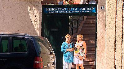 En España las Misioneras de la Caridad han seguido la canonización de su fundadora por la televisión