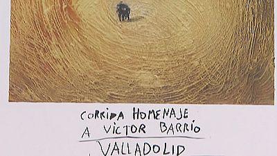 Corrida-Homenaje al torero Víctor Barrio fallecido por una cornada