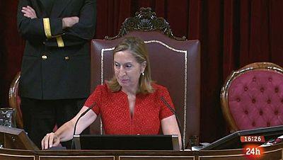 Parlamento - Conoce el parlamento - Las anécdotas de la investidura - 03/09/2016