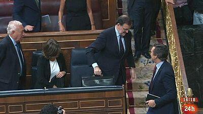 Parlamento - El foco parlamentario - Segundo NO a Rajoy - 03/09/2016