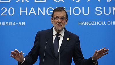 """Rajoy """"perseverará"""" para ser investido y cree que la negociación de PSOE con Podemos y C's """"no tiene sentido"""""""