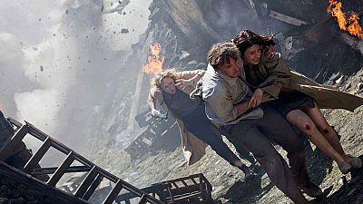 El bombardeo del Gernika llega al cine de la mano del director  Koldo Serra