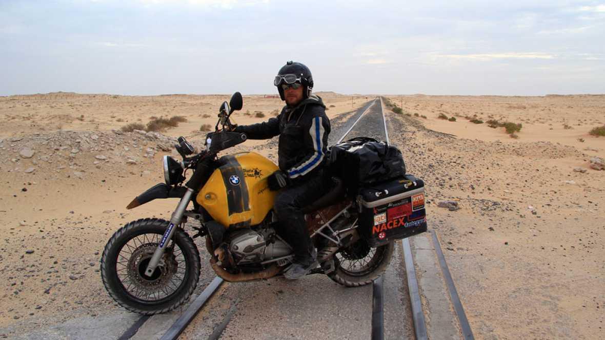 Diario de un n�mada - Cabecera: destino Dakar