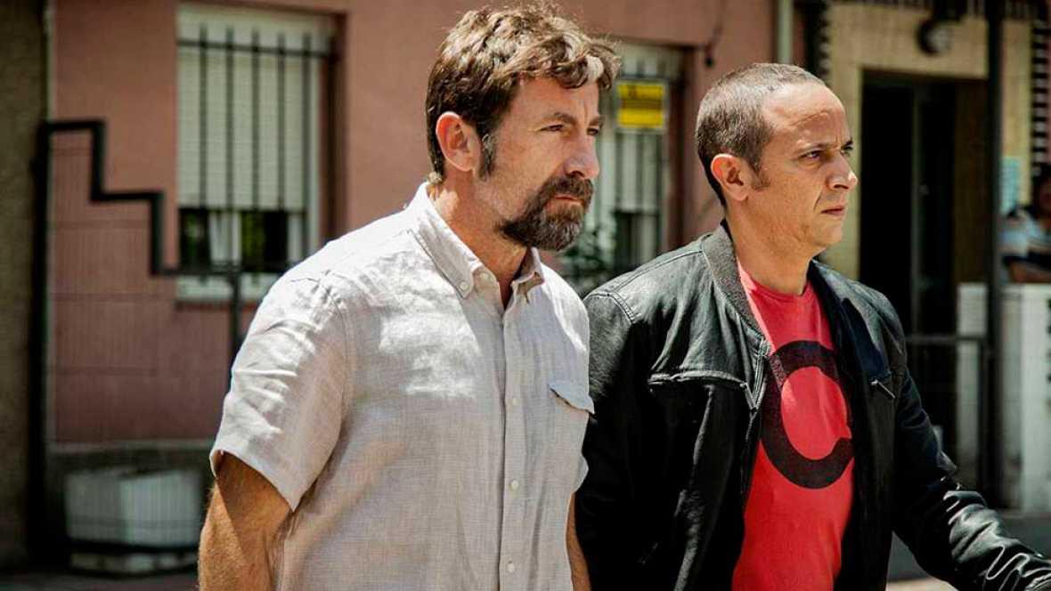 El actor Raúl Arévalo presenta en la Mostra de Venecia su primera película `Tarde para la ira¿ como director