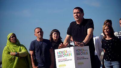 El Constitucional mantiene la inhabilitación de Otegi y le deja fuera de las elecciones vascas