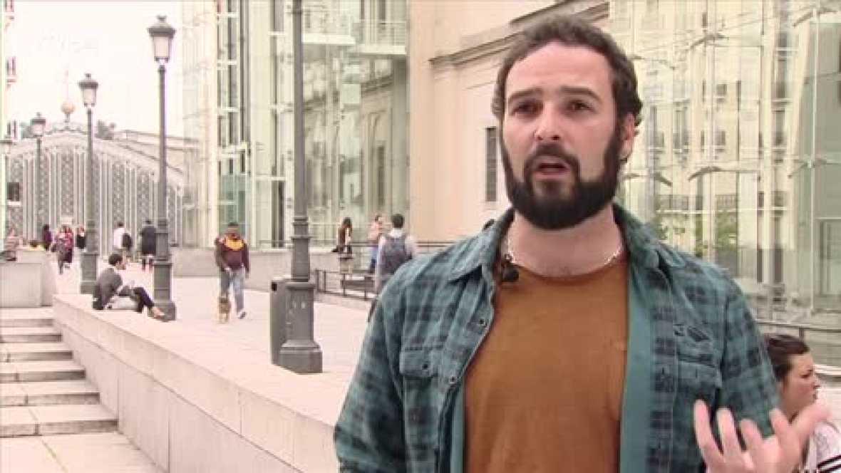 """Crónicas -  Lavapiés: Esto es un barrio - Jorge Sequera, sociólogo: """"Comienza a ser un enclave realmente importante"""""""