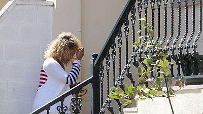 La madre de Diana Quer confirma que en la casa apareció el pantalón corto que llevaba la noche de su desaparición