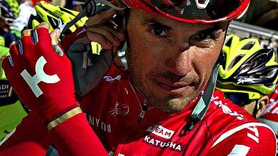 El ciclista español Joaquim Rodríguez ha anunciado este miércoles que finalizará la temporada, la última de su carrera, en el Tour de Abu Dabi, una de las tres carreras que disputará a final de este año junto con las clásicas Giro de Lombardía y Milá