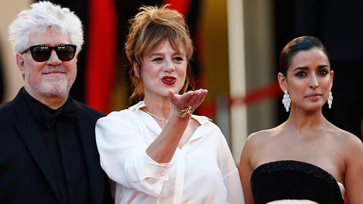 'Julieta' de  Pedro Almodóvar, en la que participa TVE, es la película elegida por la Academia de Cine para pelear por el Óscar en habla no inglesa