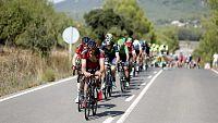 Etapa 17 - Vuelta Ciclista a España 2016: Castellón - Llucena Camins del Penyagolosa - ver ahora